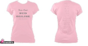 Doing the Giro? - new VCSE girls T shirt