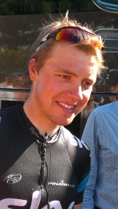 Edvald Boasson Hagen after stage 6