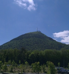 The Puy de Dome