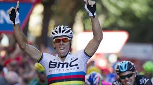 Finally! - Philippe Gilbert lifts the curse on stage 12