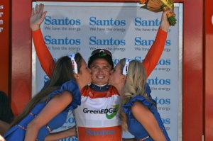 Simon Gerrans - TDU GC winner