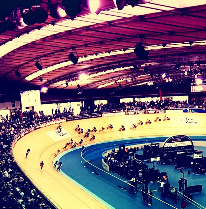 Revolution @ London Velodrome