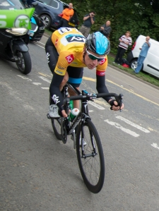 AToC 2014 winner - Bradley Wiggins