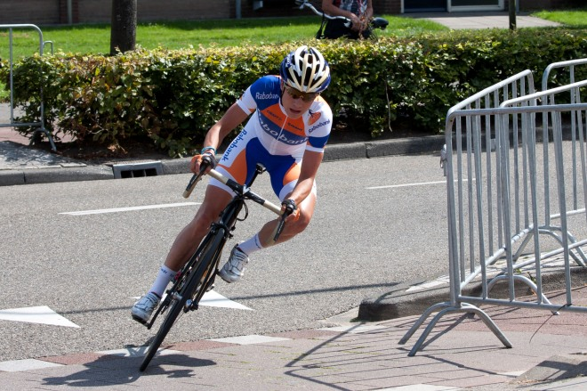 Winner of the Women's Tour - Marianne Vos