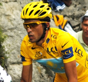 In yellow again this year? - Alberto Contador