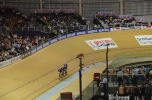 Venue for 2014 Commonwealth Games - The Sir Chris Hoy Velodrome