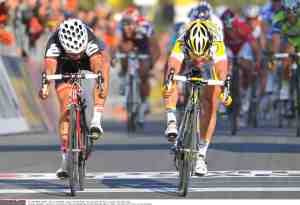Cav v Heino - in the news for different reasons