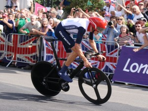 Sir Brad - will go for Olympic gold again in 2016