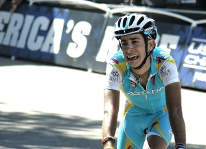 Fabio Aru - chance gone?